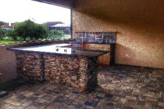 Stone Outdoor Kitchens