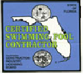 Pool Works is a state certified pool builder